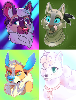 Art Fight Compilation by YamiOkamii