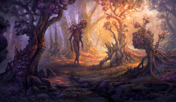 Forest by yonaz