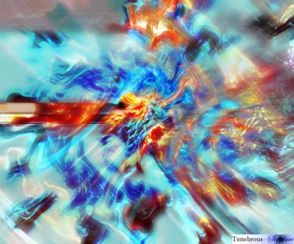 Chromatic Conflict by Tenebrous-Sapphire