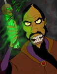 Muro Challenge: Rasputin from Anastasia. Part Two by JCoolArts