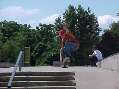 me doin an indy down a 7 set by kevinthemagicalhobo