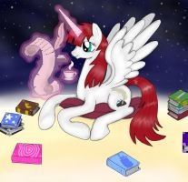 Faust Pony by Cloba94