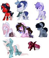 [CLOSED] Leftovers adopts #3 by Fireflys-Adopts