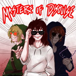 Masters Of Disguise by raexenos