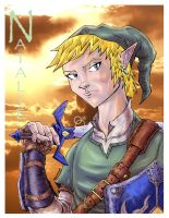 Link commission personalized by drawhard