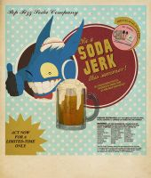 Be a Soda Jerk this summer! by FalalaLame