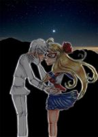 Sailor V: Morning Star by Labbess