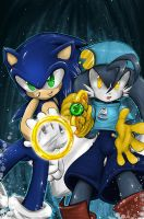 Two Rings by Kisuette