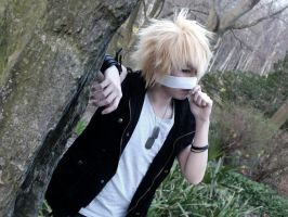 Reita - the GazettE (cosplay) by jettyguy