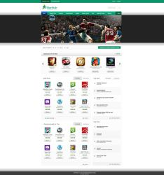 Starhub Android app store by rp-designs