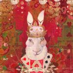 White Rabbit by DuirwaighStudios