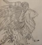 Griffin by TheGreenNightingale