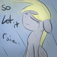 Let it Rain by lilliesinthegarden