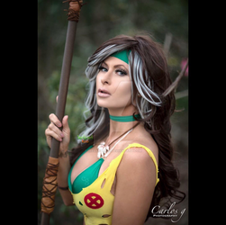 Rogue Goes Savage by irelandreid