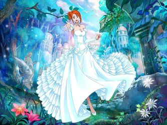 Orihime elegance by Narusailor