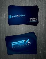 PBX Business card by gustavitos