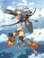 Kantai Collection Crossover - Herikyaria by oucd45