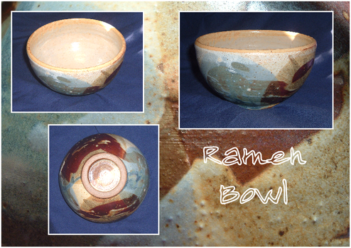 Ramen Bowl by rebootmaster2001