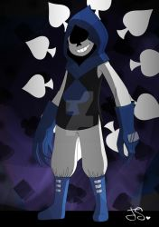 Deltarune: Lancer by ChaoticJo103