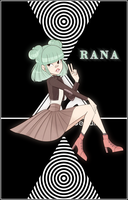 SOS RANA by Cat-Saavy