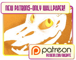 September 2015 Patreon Wallpaper by bugbyte