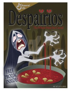 Despairios Cereal by fyre-flye