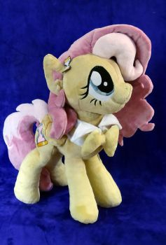 Doctor Farouche Plushie :OC Commission: by AppleDew