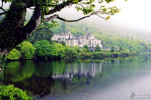 Kylemore Abbey by FoxDesigns
