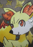 #T002 - Fennekin by Angelx91