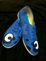 Princess Luna Bronie Style Shoes by CosplayPropMaster