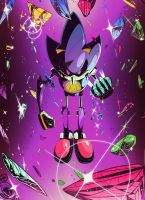 Commission Metal sonic by Signsoflifeonmars
