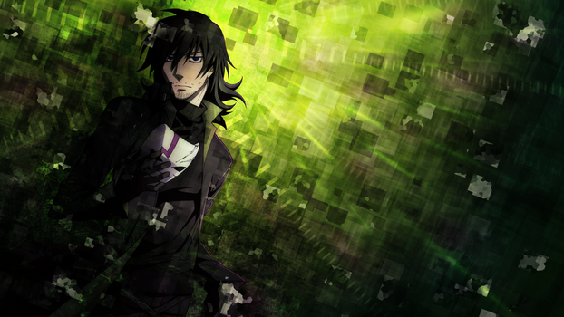 Darker than Black HD Wallpaper - Hei by umi-no-mizu
