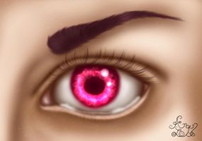 Eye Practise by Arqenloce