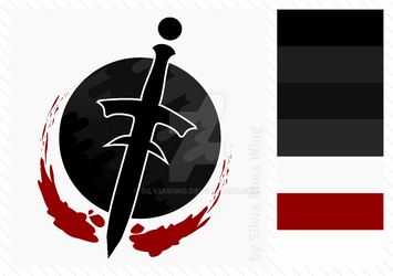 {CM} Logotype - Sword by SilviaWing