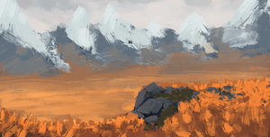 TundraSpeedPaint by Narhwhal
