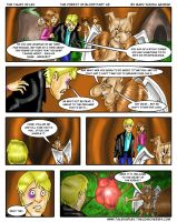 The Forest of Blood (Part 43) by pythonorbit