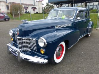 1941 Cadillac Fleetwood Sixty Special by UltraMagnus72