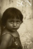 Mayan Girl by Magnatron