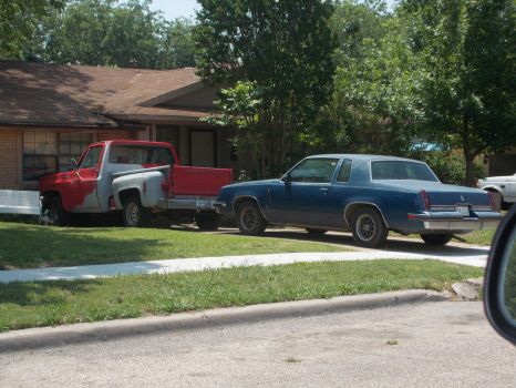 1984 Oldsmobile Cutlass [Beater] by TR0LLHAMMEREN