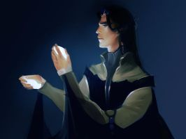 Feanor by Aloira