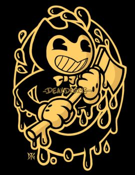 Bendy and the Ink Machine by DeanGrayson