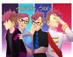 Sanders Sides by ember-chii