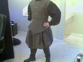 SCA Rapier Doublet And Pants by Tulloran