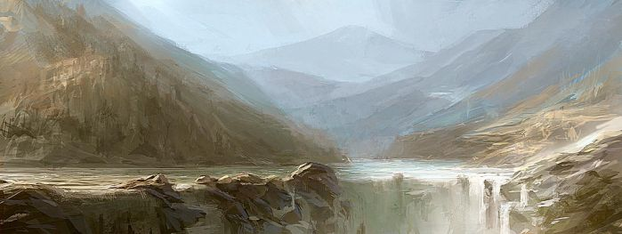 Speed Paint 36 by sundragon83