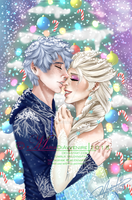 Jack Frost Nipping at Your Nose by Avriia