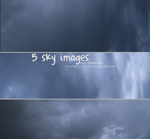 Sky Stock Pack 05 by neverFading-stock
