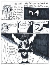 the Mewni vs. the Bad Guy pg. 3 by CelmationPrince
