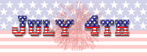 4th July Photoshop Style by Sinner-PWA