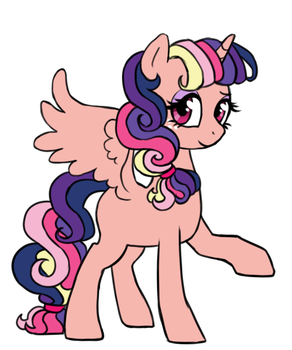 Mane Six Fused- Just call me mother... by Pikokko