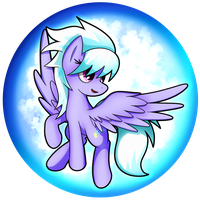 Cloudchaser Orb by flamevulture17